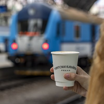 Káva s sebou -Fantova kavárna