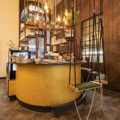Stylová kavárna - Fantova kavárna