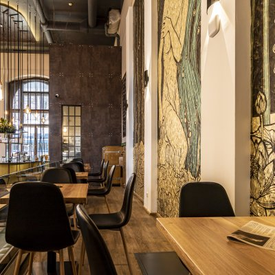 Fantova kavárna - Stylová kavárna - První republika